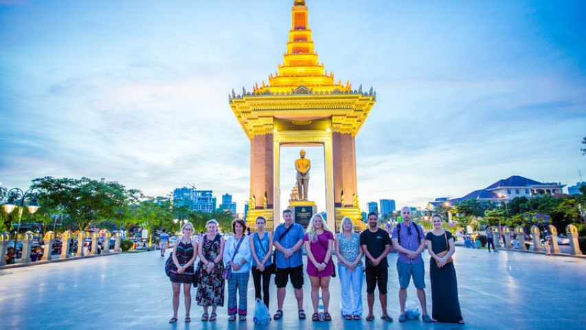 Cambodia Tour and Travels, Cambodia tourism