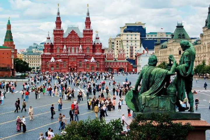 Russia Tour and Travels, Russia tourism