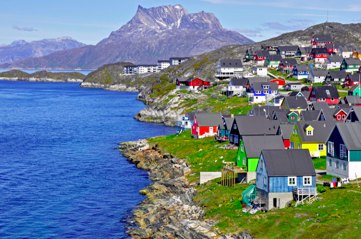 Greenland Tour and Travels, Greenland tourism